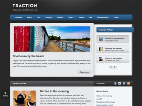 wordpress themes to download free traction wordpress theme download traction wordpress