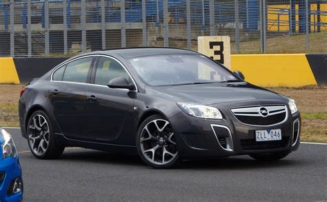 opel insignia opc pricing and specifications photos 1