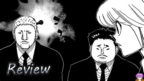 hunter x hunter hiatus 2015 status hunter x hunter chapter 360 manga review hiatus x hiatus
