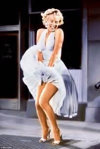 Marilyn monroe s flirty white dress beats madonna s conical bra to top