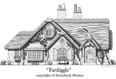 storybook home plans world styling for modern