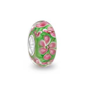 Where To Buy Sterling Silver To Make Jewelry - mothers day gifts pink flowers on green sterling silver