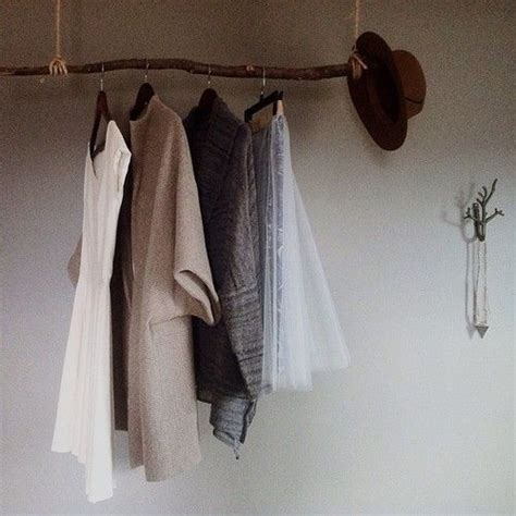 Tree Branch Clothes Rack by Branch Clothing Rack