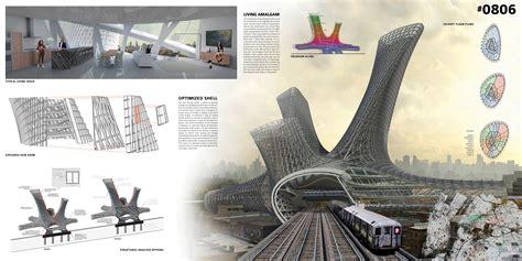 Urban Alloy Tower  eVolo   Architecture Magazine