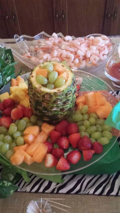 Fruit Tray For Baby Shower by Dips Babies And Trays On