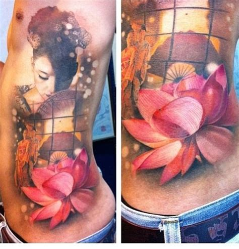 geisha lotus tattoo 121 best images about geisha on pinterest geisha japan