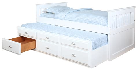 mattress for captains bed bedroom original captains beds for peaceful bedroom ideas