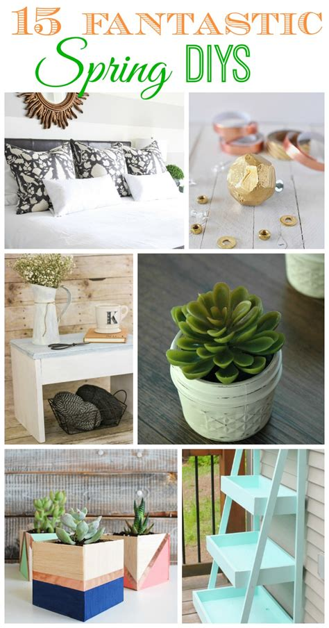 spring diy projects 15 fantastic spring diys confessions of a serial do it