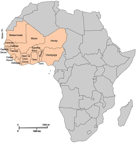 map of west africa west africa map map2
