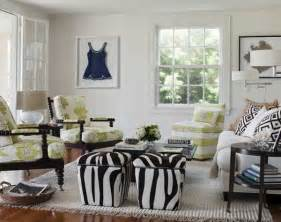 21 modern living room decorating ideas incorporating zebra prints into home decor
