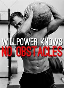 Will Power Motivation
