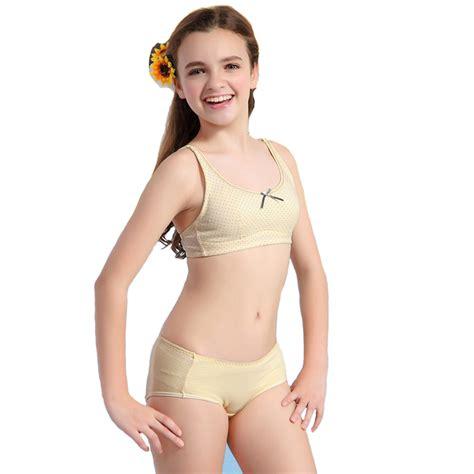 preteen boys no underwear images wholesale wofee 2015 girls puberty underwear sets dot