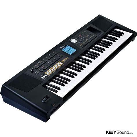 roland bkor keyboard keysound