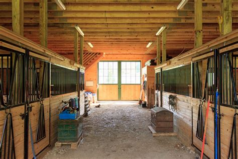 Horse Barn Tack Room Ideas Features Pole Buildings Horse Barns Riding Arenas