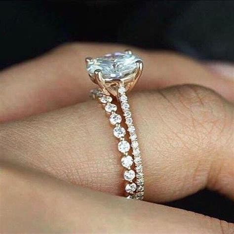 Single Band Engagement Rings by 20 Best Ideas About Solitaire Engagement Rings On