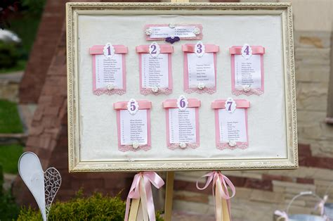 les de table design mariage les 10 commandements du plan de table