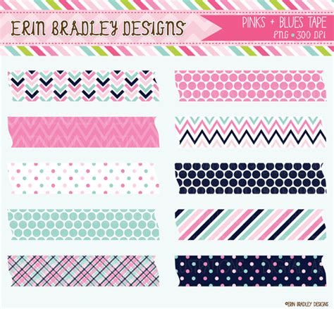 washi tape designs erin bradley designs surfboard graphics bunting washi