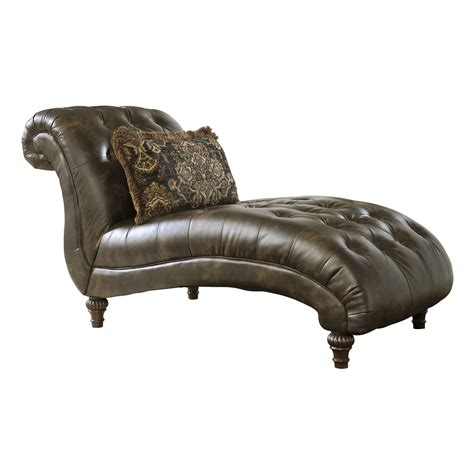 leather chaise chair decoracion mueble sofa chaise lounge leather