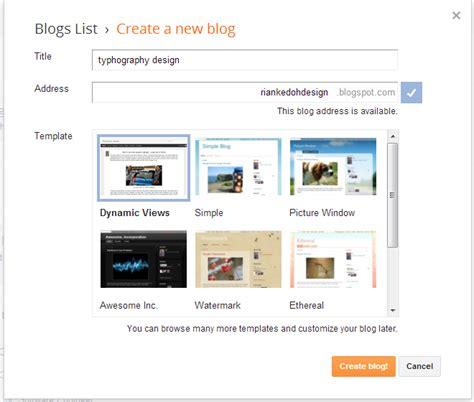 video tutorial membuat blog tutorial membuat blog