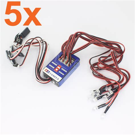 12led Simulation Lights Smart System Flash L For Rc 1 10 Model Car buy wholesale tamiya rc kit from china tamiya rc kit wholesalers aliexpress