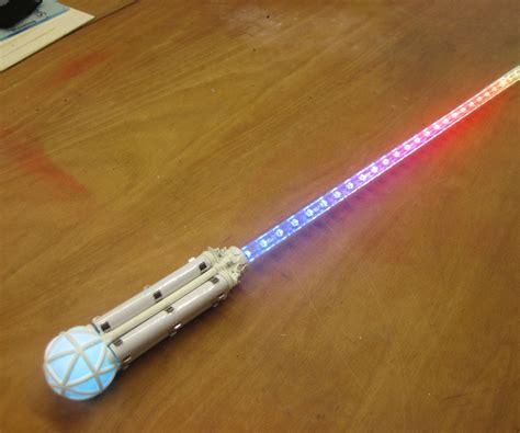 led walking cane