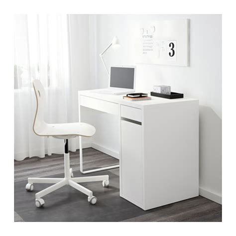 Micke Desk White 105x50 Cm Ikea Micke Desk White