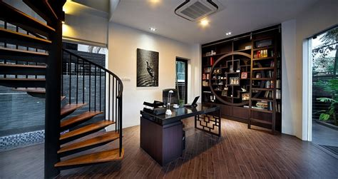 home design asian style 10 creative home offices with an asian influence