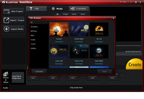 free full version software giveaway blazevideo smartshow free full version giveaway