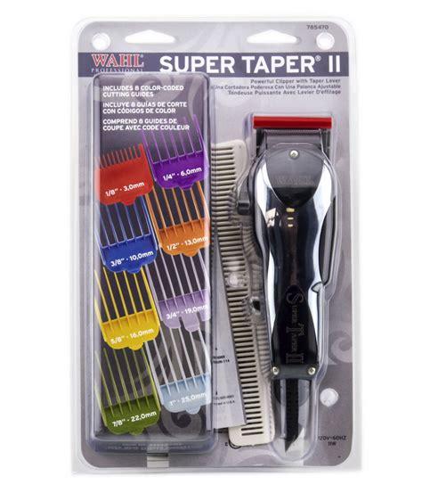 wahl super taper blade 2 wahl super taper ii barber depot