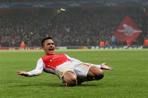 alexis sanchez how many goals for arsenal alexis sanchez claims he is happy at arsenal and just