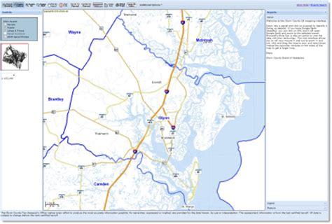 Glynn County Property Tax Records Property Map Records Search Glynn County Ga