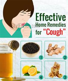 Home remedies for cough that you must know for healthy