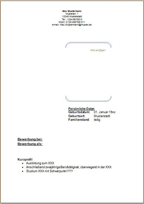 Bewerbung Als Detailhandelsfachmann Bewerbung Deckblatt Vorlagen Und Muster