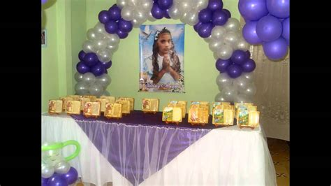 decoraciones con para primera comunion decoraciones con para primera comunion decoraci 243 n de el mundo de las decoraciones primera comunion avi