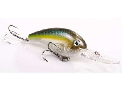 pro king lures strike king pro model series 5xd lure ghost minnow