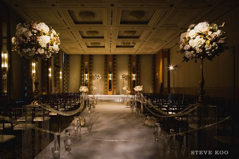 Peninsula Hotel : Chicago Wedding Venue