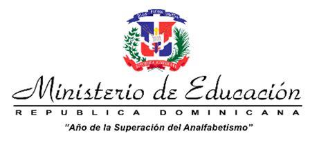 el ministerio de la la educaci 243 n ministerio de educaci 243 n en la rep 250 blica dominicana