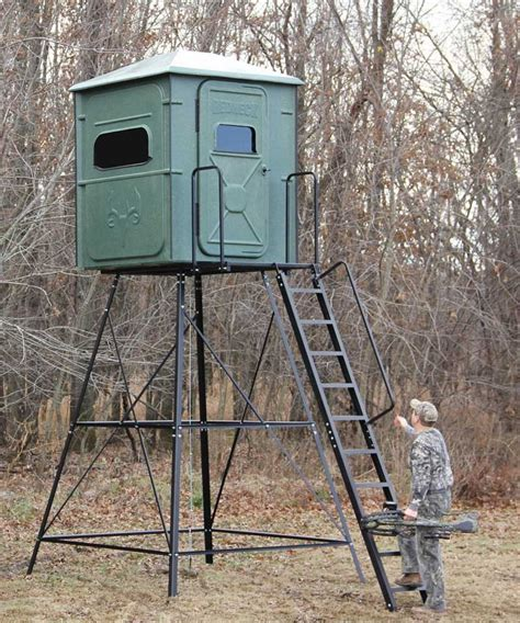 boat covers red deer redneck the trophy tower crossover 5 x 5 elevated hunting