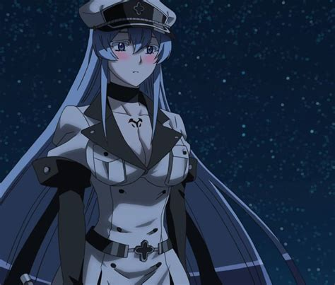anoboy akame ga kill 59 best images about esdeath on pinterest akame ga kill