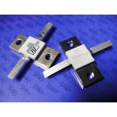 rf resistor 100 ohm resistor de berilio resistor para rf 100r 100 ohms 250watts resist