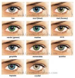 eye colors list solotica colors lenses jpg wish list