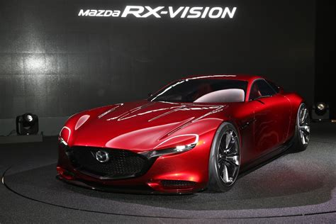 Mazda Rx Vision by Mazda Rx Vision And Now The Bad News Motor Trend