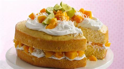 Design A Kitchen App mango layer cake recipe bettycrocker com