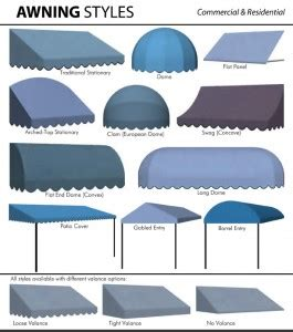 Awning Size Chart Canopy Awnings In Phoenix Adobe Awning Amp Shade 602