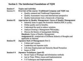 turnitin total quality management tqm