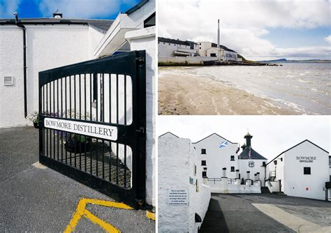 dreaming of drams bowmore distillery cottages 187 susan