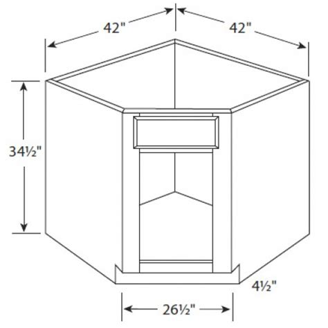sink base cabinet standard sizes natashainanutshell