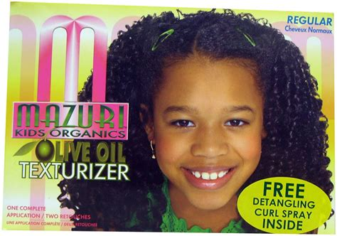 natural hair texturizer texturizer on natural hair for kids