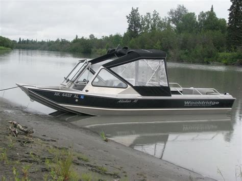 wooldridge aluminum boats research 2015 wooldridge boats 17 alaskan xl inboard