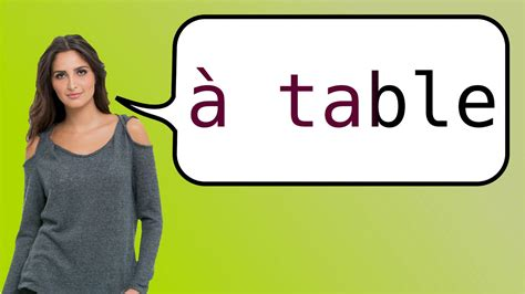 how to say table in say a table in brokeasshome com